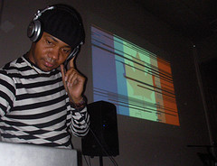 DJ Spooky loves French Canadians