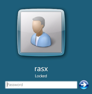 rasx() in Windows Server 2008